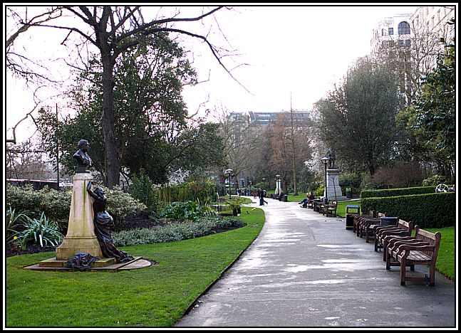 The Embankment Series Part 5 Main Gardens Stories Of London