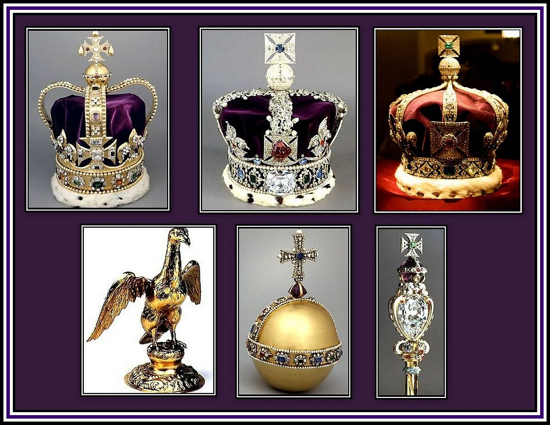 Crown Jewels UK Collage