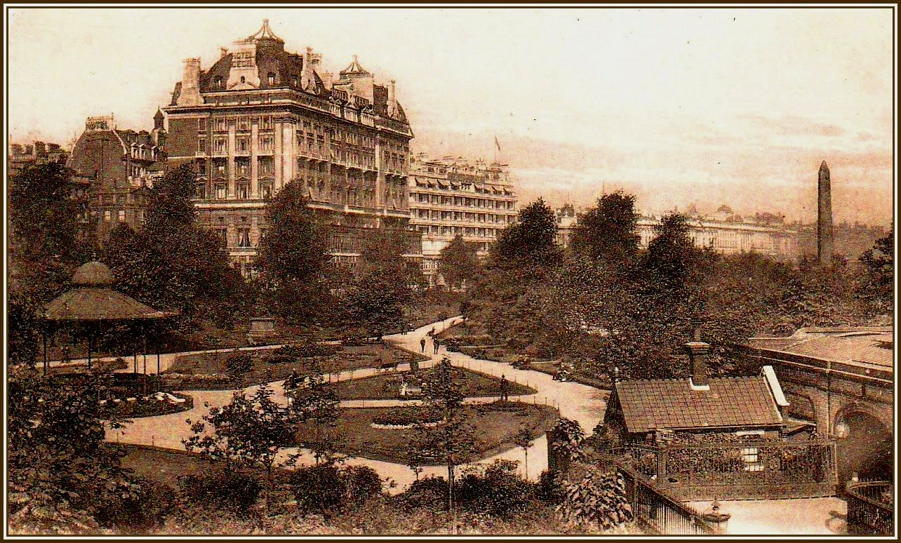 THE EMBANKMENT SERIES – PART SEVEN – THE MINISTRY OF DEFENCE GARDENS ...