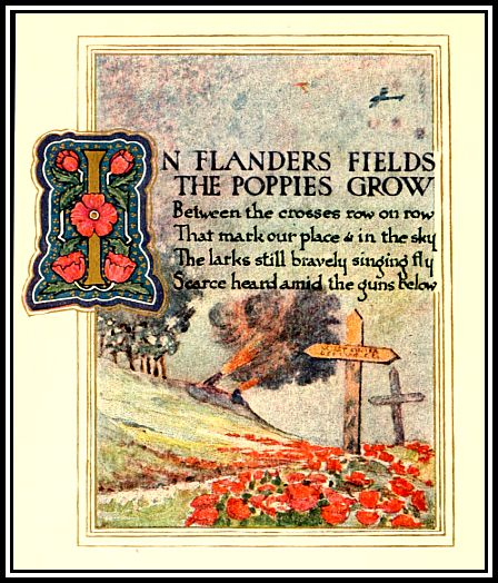 Illustrated Page by Ernest Clegg