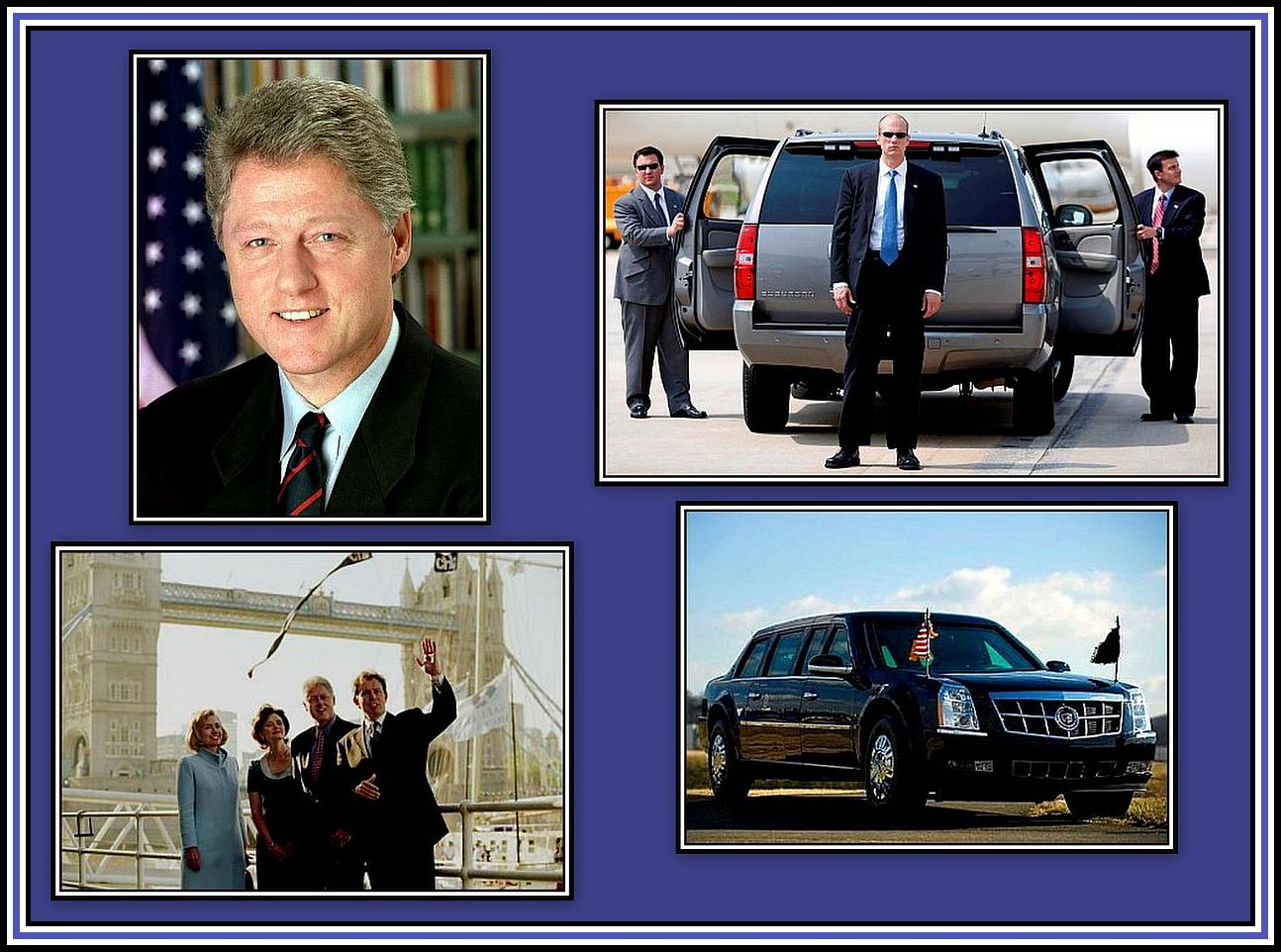 President Collage