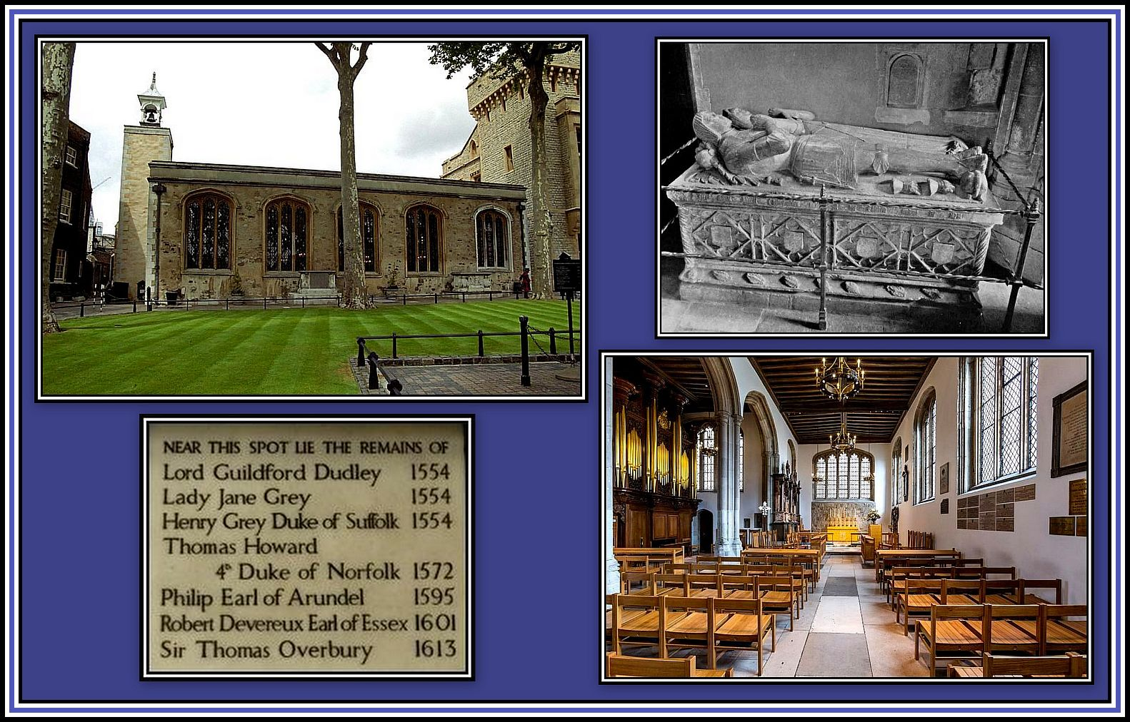 St. Peter ad Vincula Collage