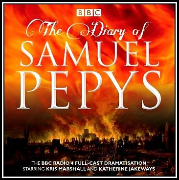BBC Diaries of Sam Pepys - Amazon