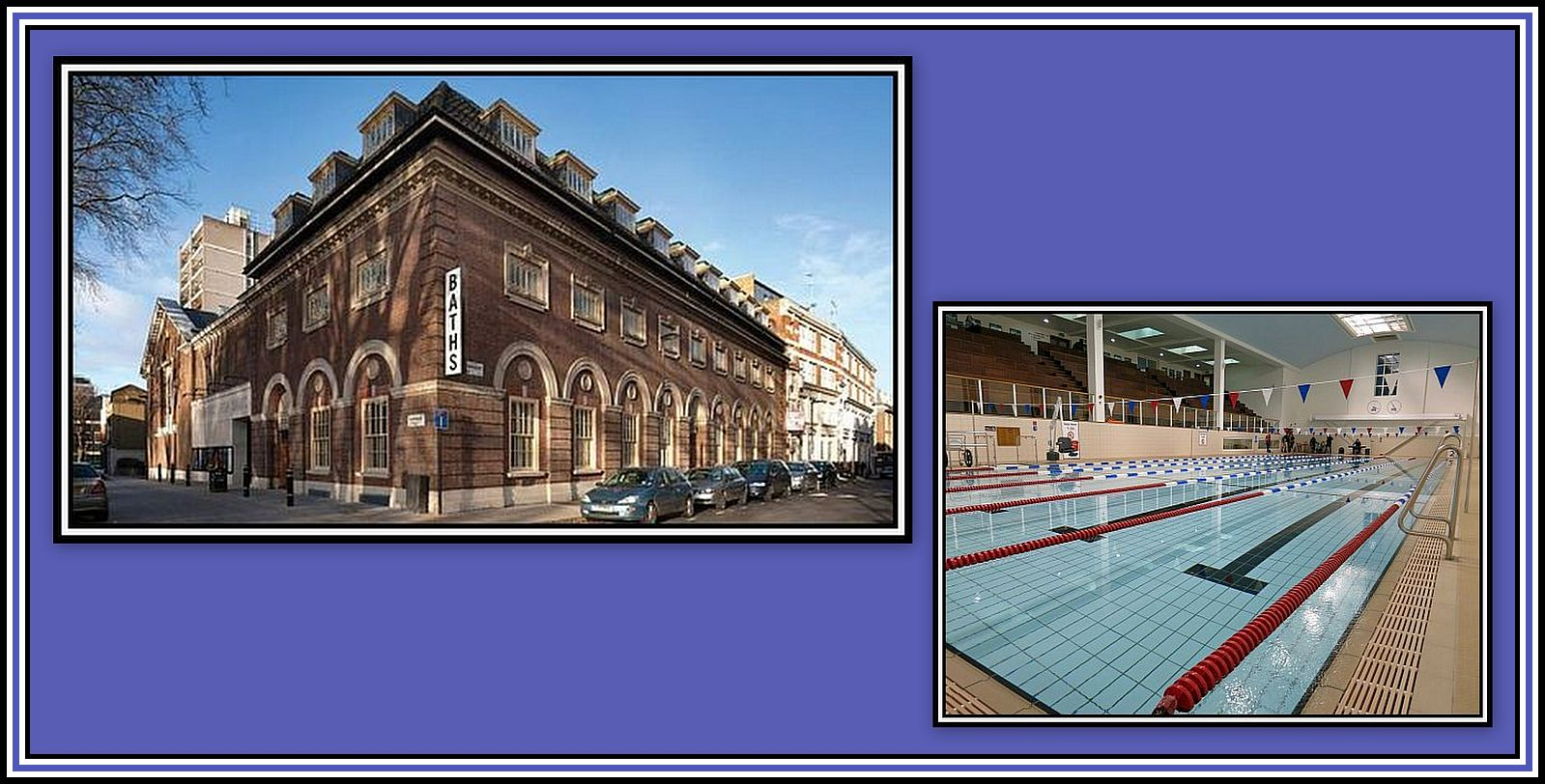 Ironmonger Row Baths Collage