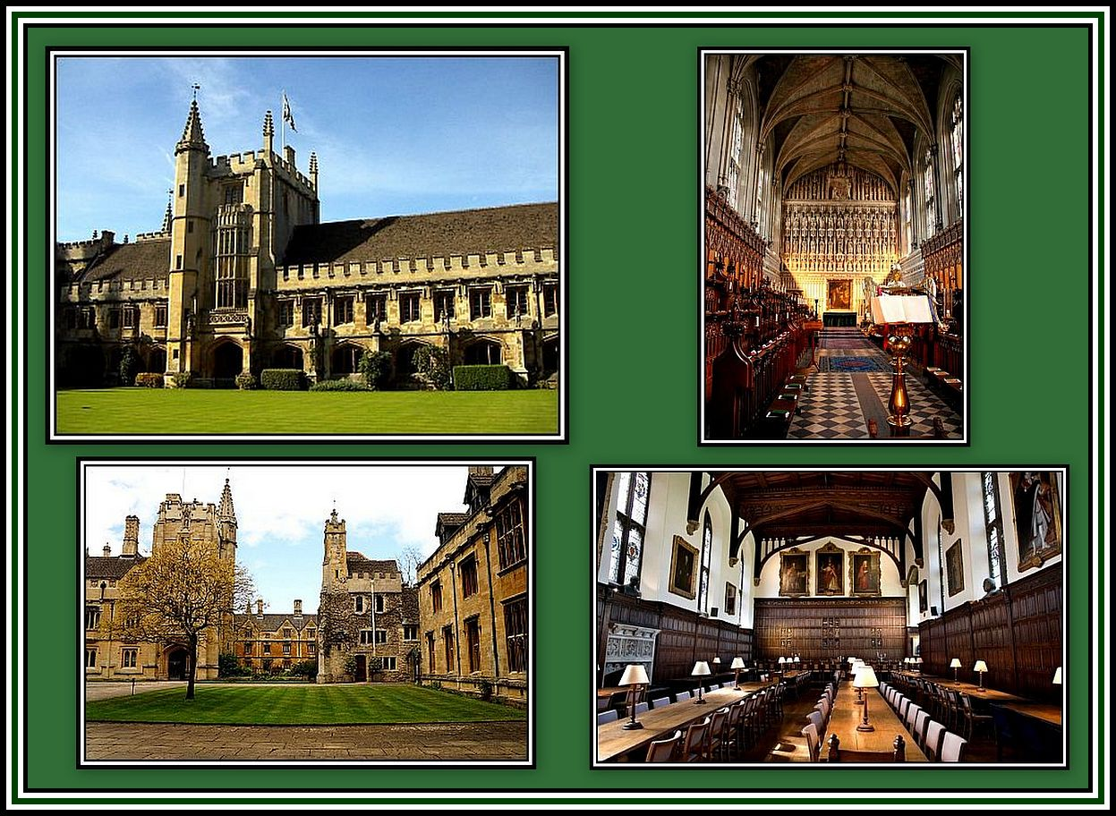 Magdalen College Collage