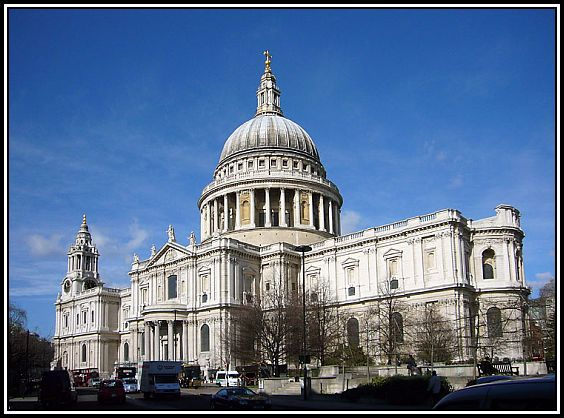 New St. Paul's Cathedral