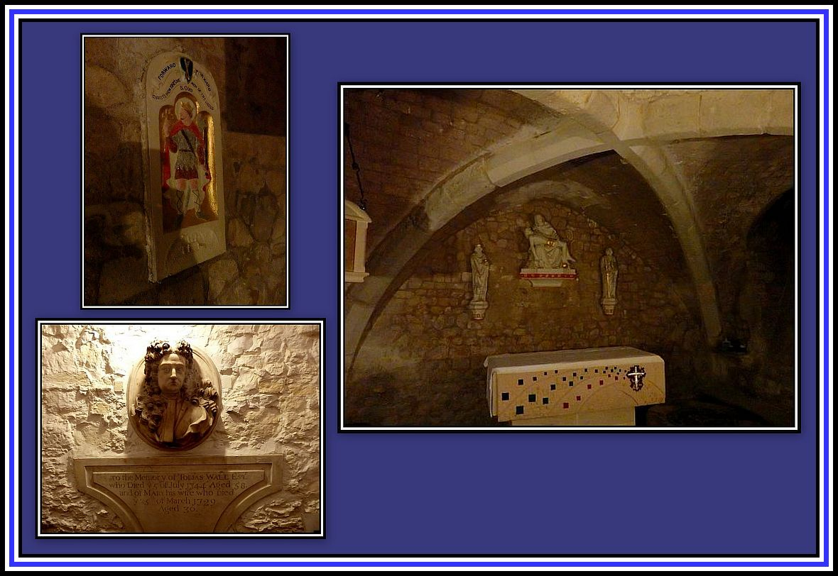 The Crypt Collage