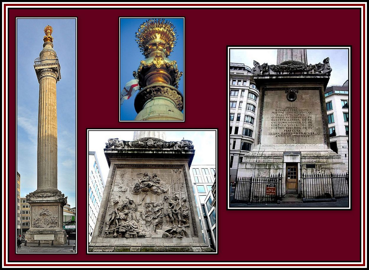 The Monument Collage