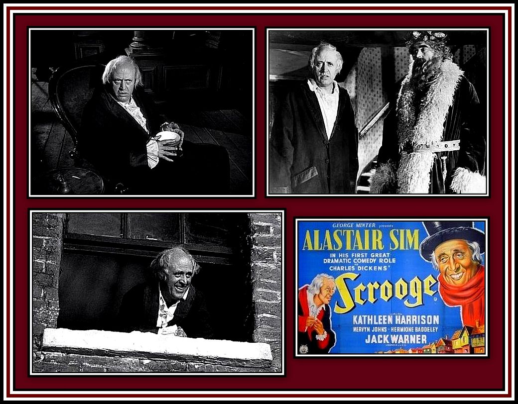 AS - Scrooge Collage