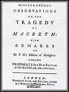 Miscellaneous_Observations Macbeth