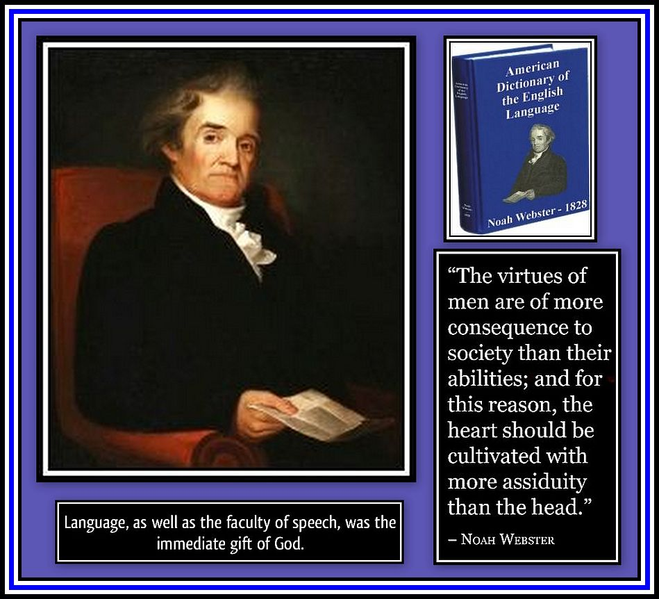 Noah Webster Collage