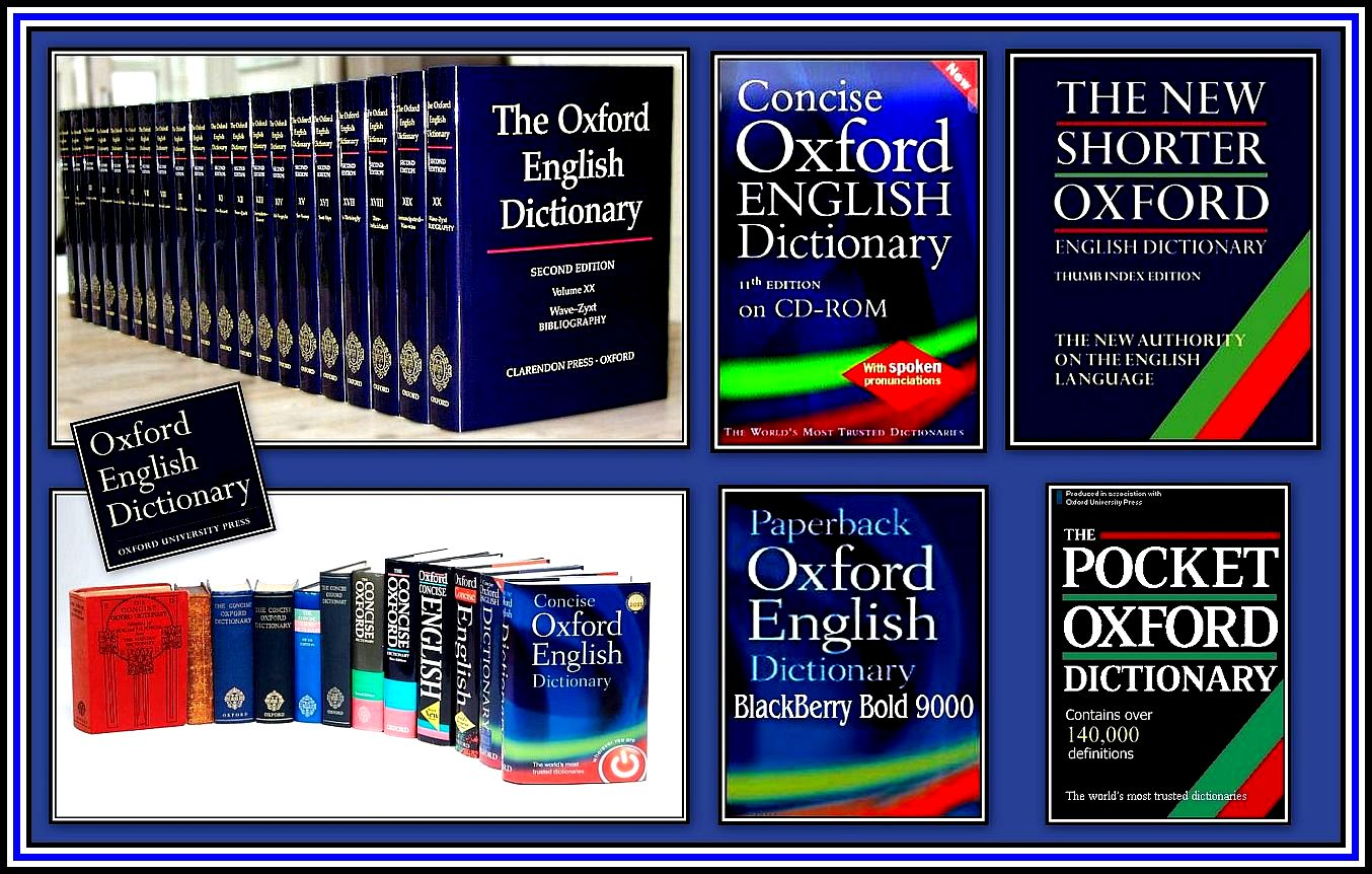 OED Collage