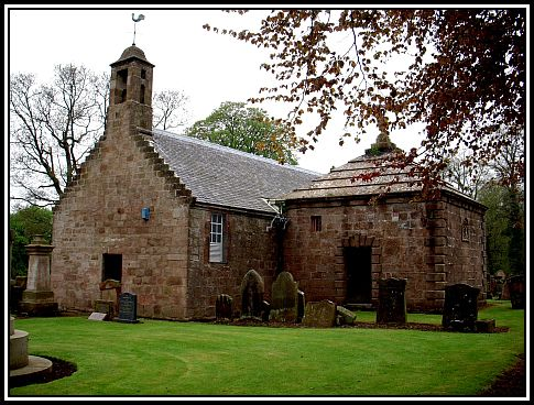 Auchinleck Old Church and Mausoleum
