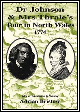Dr. J. and Mrs. Thrale in Wales