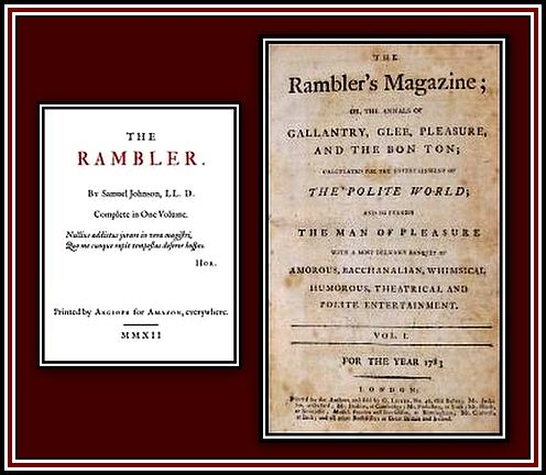 The Rambler Collage