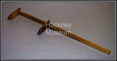 Foot Measure - Hackney Museum