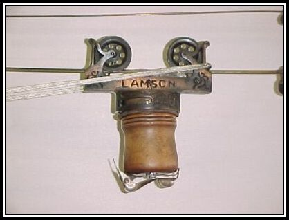 Lamson Air-Line Wire System