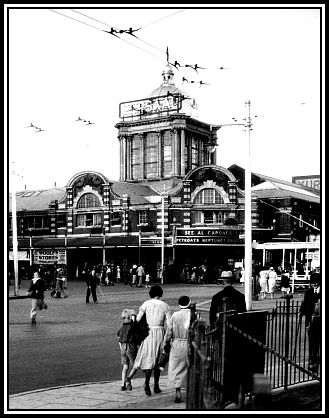 Kursaal Before