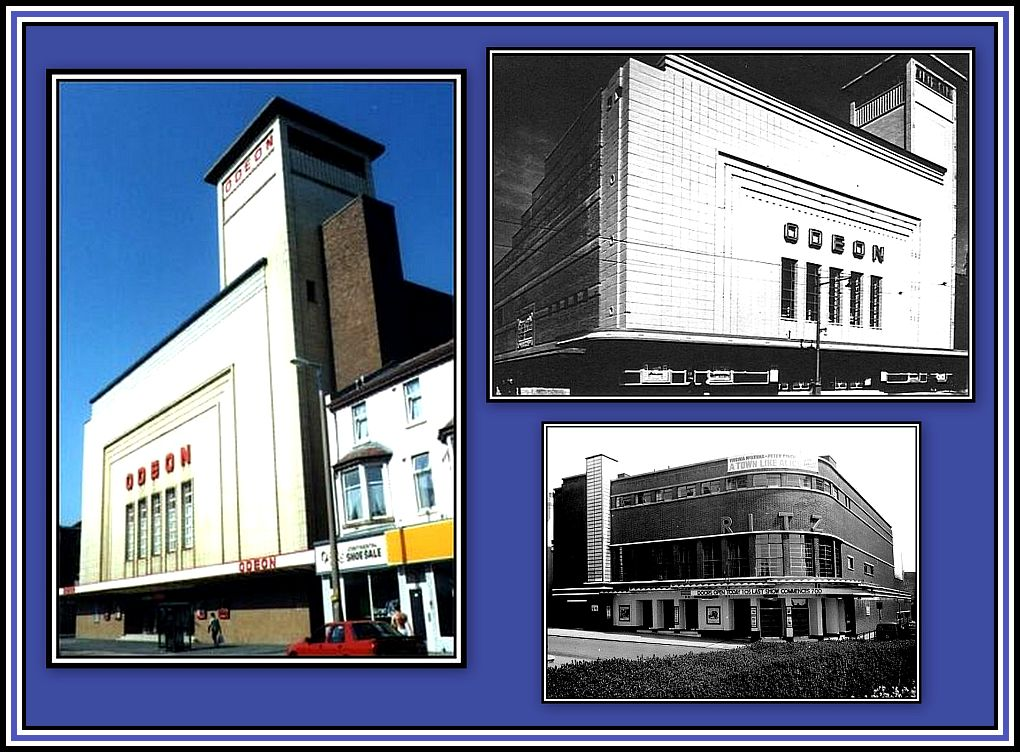 Odeon & Ritz Collage