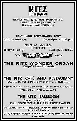 Ritz Nottingham