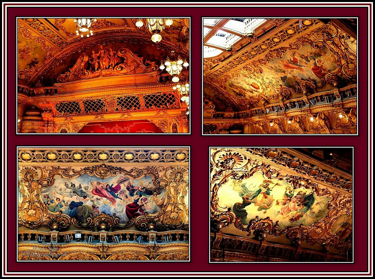 Tower Ballroom Collage