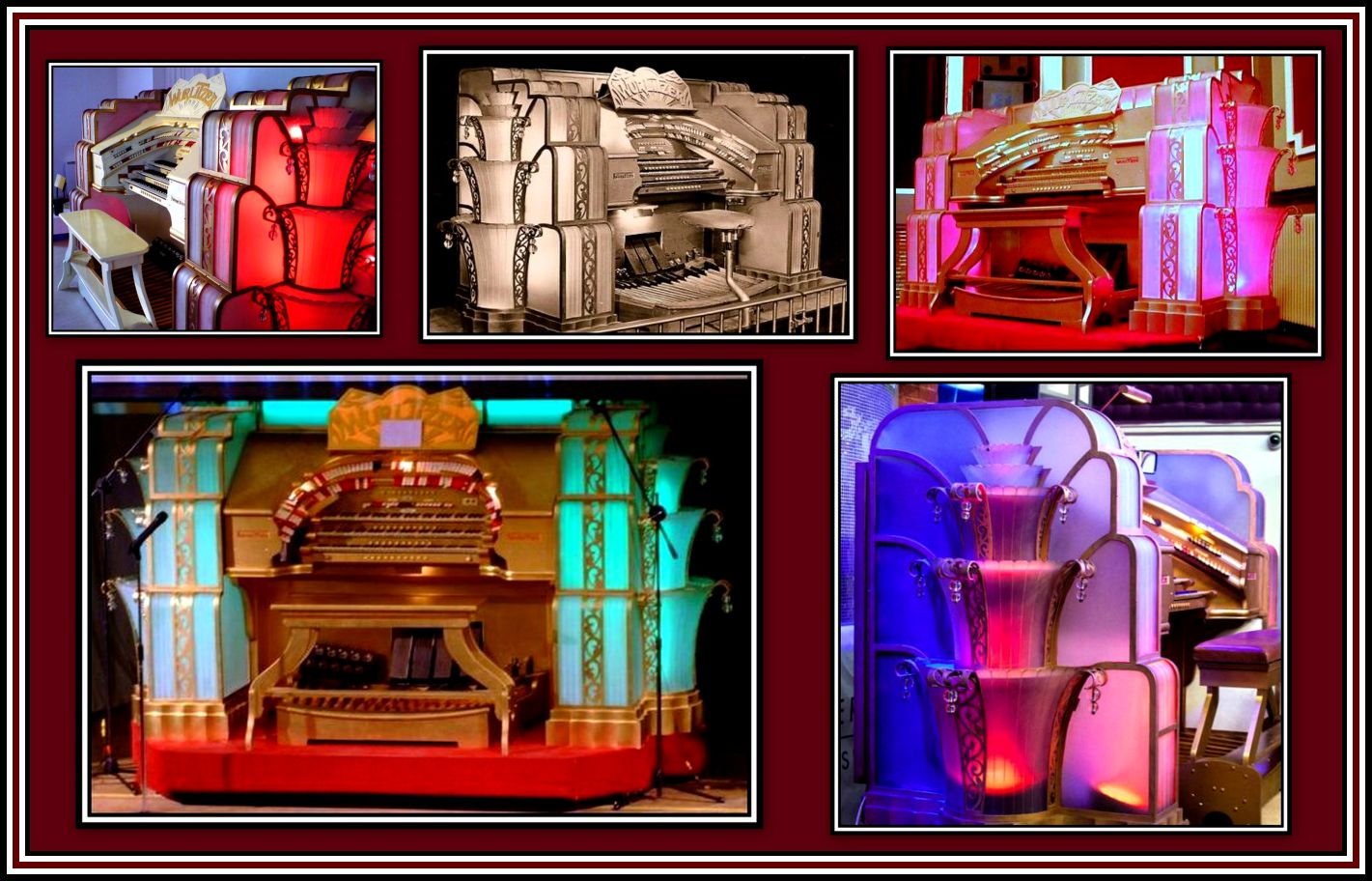 Wurlitzer-Union-Console-Collages