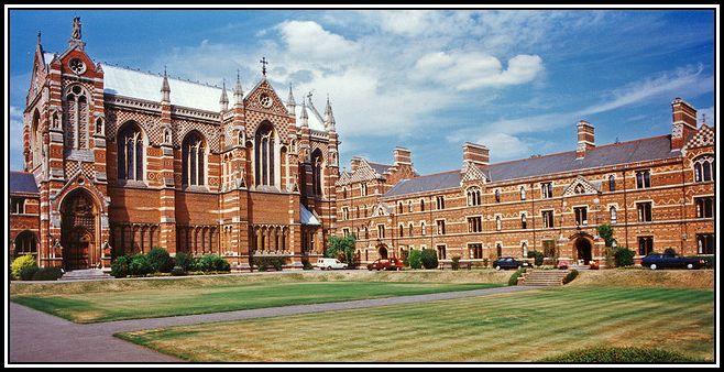 Keble College Oxford