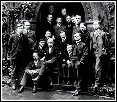 Young University Students - at Toynbee Hall (ANU)