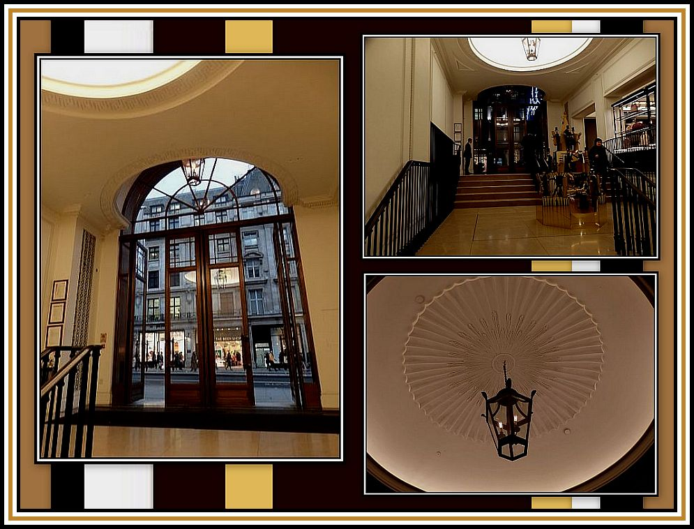 Entrance Area Collage